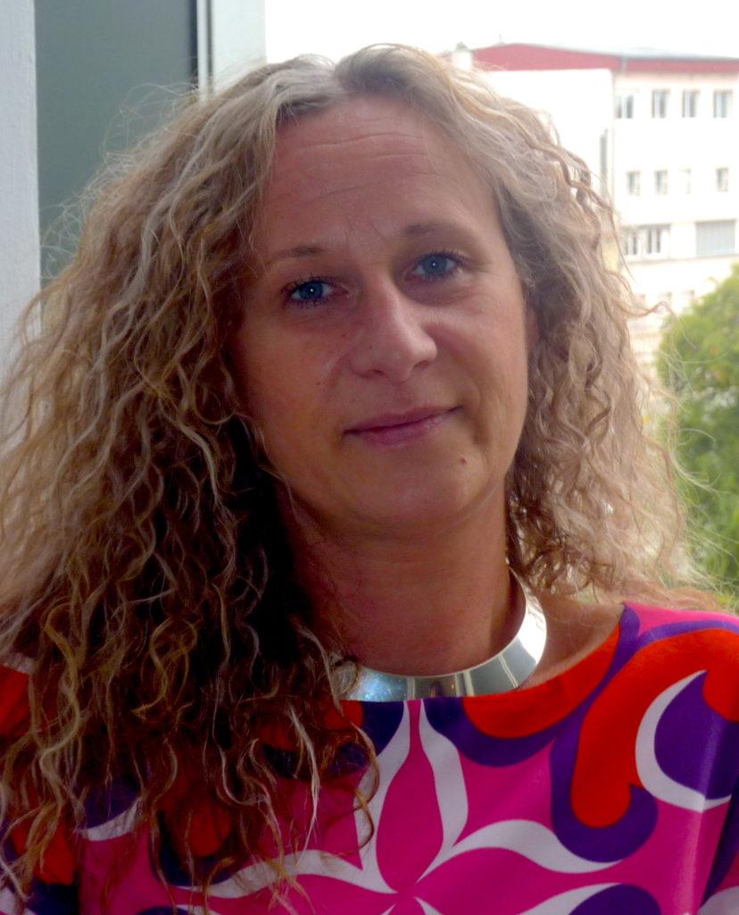 Anne-Sophie REIN, directrice développement Idésia