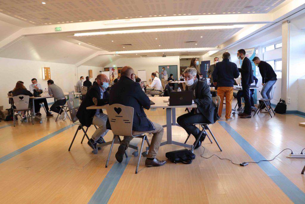 Convention Idésia - les ateliers partenaires
