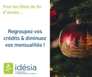 Campagne Idesia Regroupement de crédits