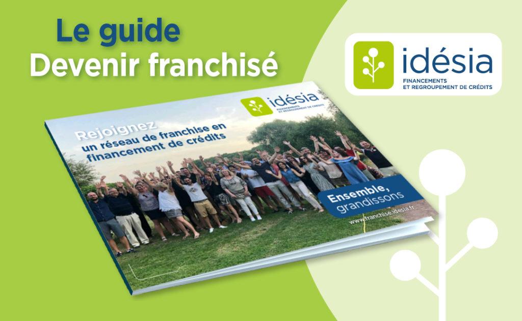 Idesia Guide devenir franchisé