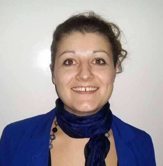 ANEMONE POIROT, responsable agence pilote IDESIA